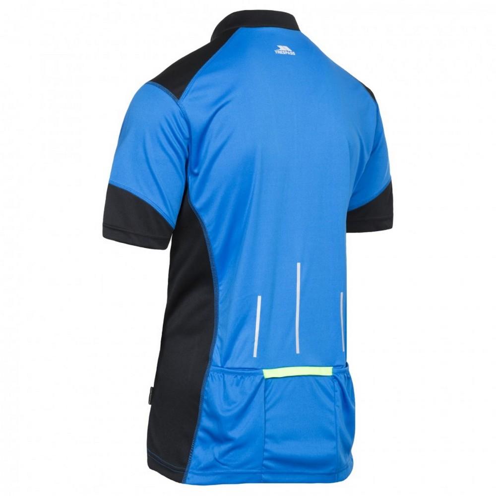 Trespass-Camiseta-ciclista-de-manga-corta-modelo-034-Dudley-034-para-hombre