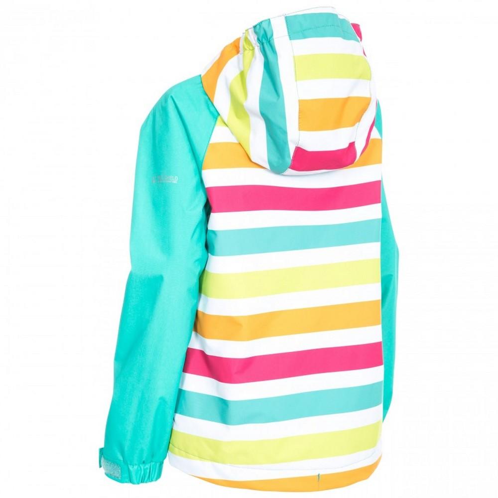 TP4052 Trespass Childrens Girls Wishbone Waterproof Jacket