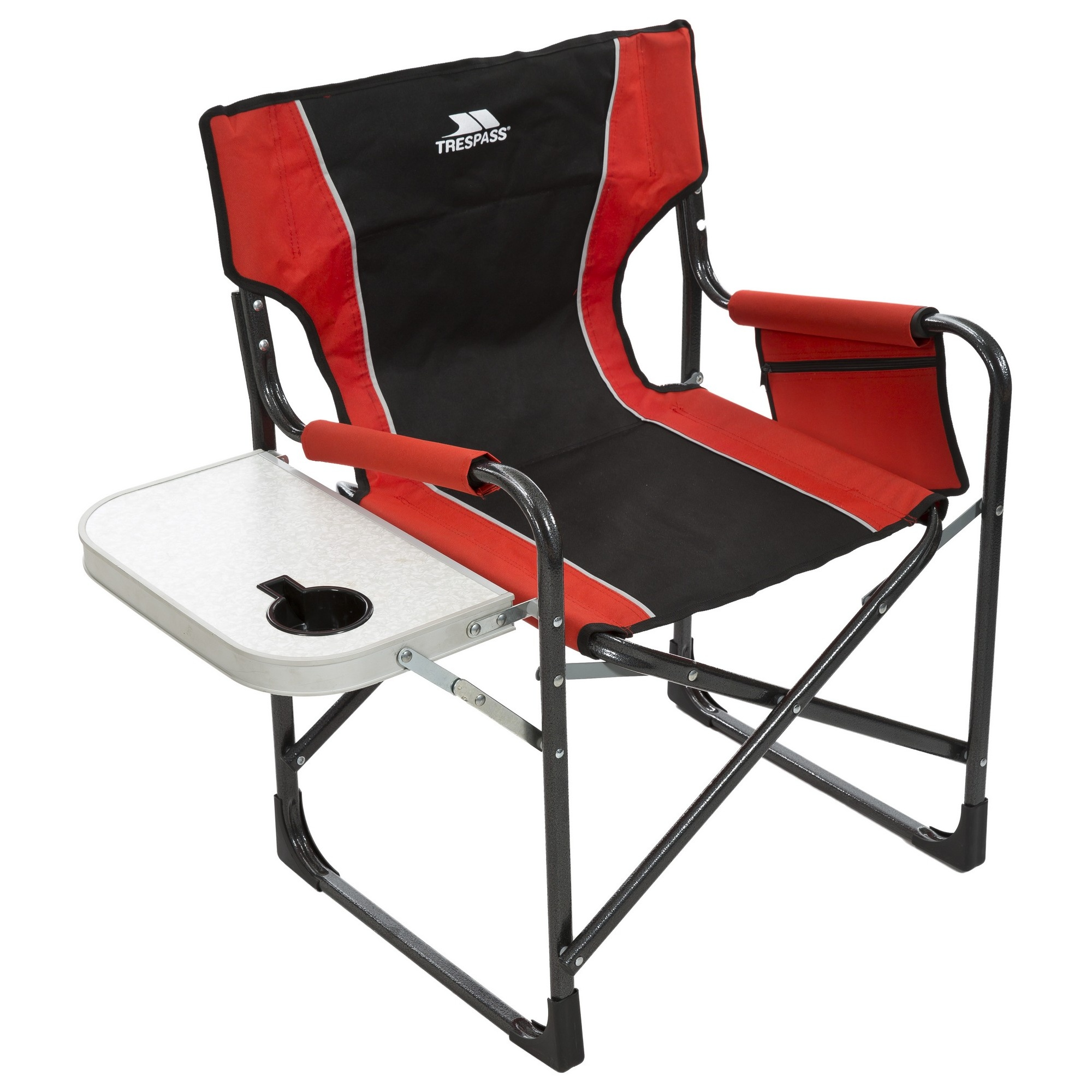 Trespass Stonewall Directors Camping Chair EBay