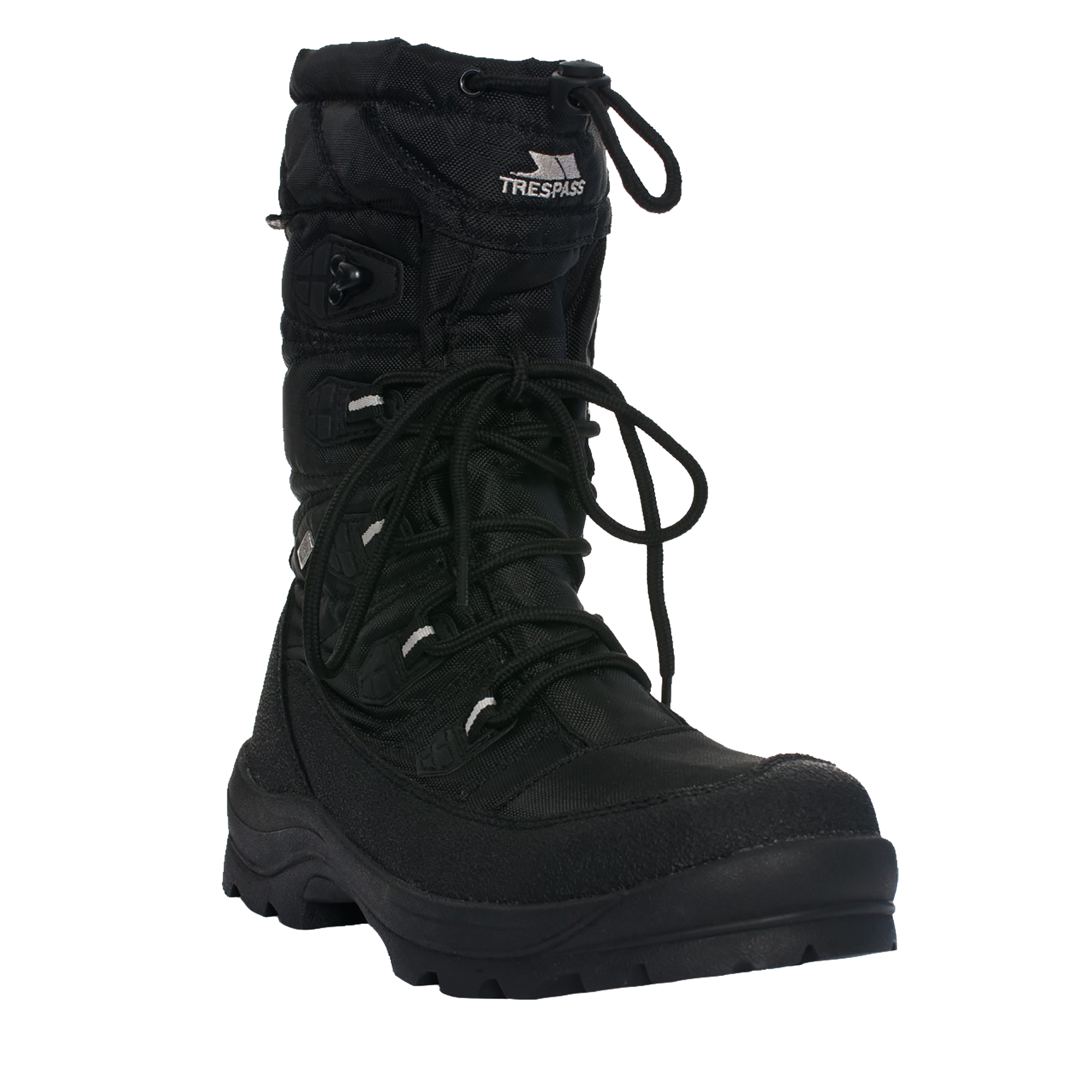 Trespass Mens Yetti Lace Up Snow Boots | eBay
