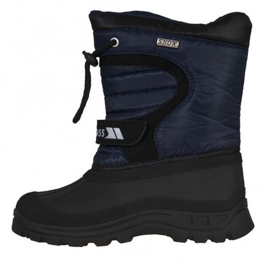 Trespass Kids Unisex Kukun Pull On Winter Snow Boots TP986