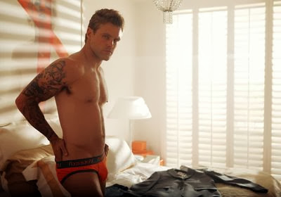 Nick Youngquest for Baskit underwear