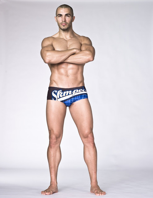christian depinho for skmpeez underwear and swimwear