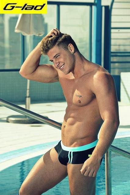 swimwear by g-lad