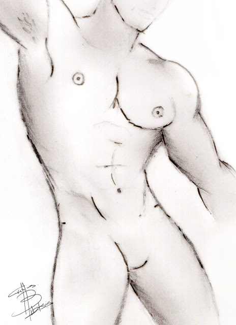 sketch by Christos Bibitsos fom modus vivendi competition