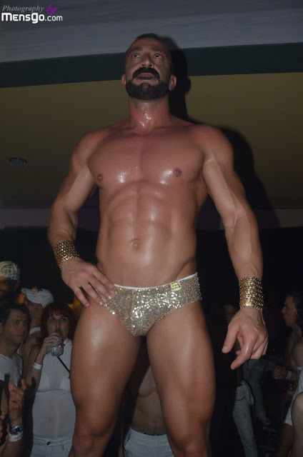 dancer in modus vivendi underwear