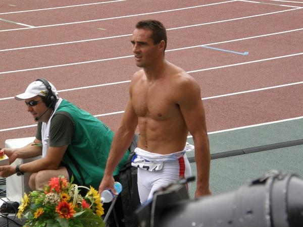 sexiest athletes roman sebrle