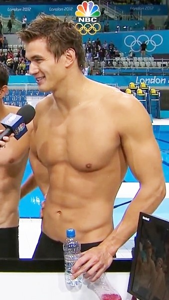 sexiest athletes Nathan Adrian