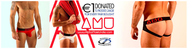 new mens underwear brand AMU