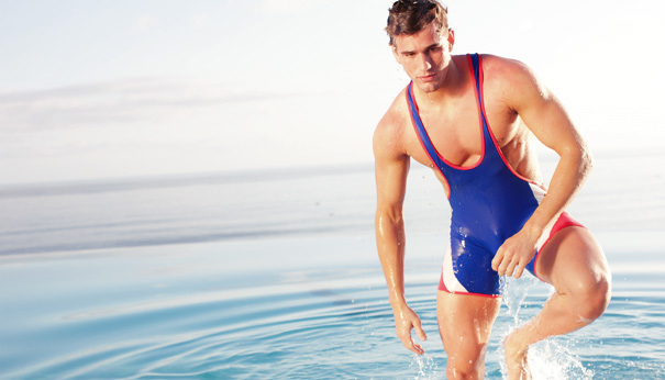 AussieBum swim style wrestle me France