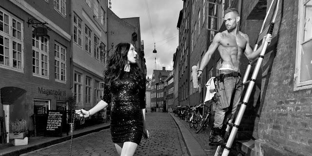 Zahid Latif Copenhagen men's underwear brand campaign 1/2