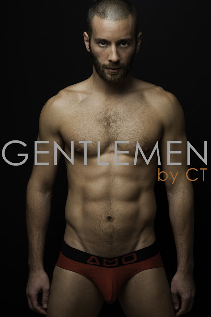 Gentlemen photo shoot by Cedric Terrell