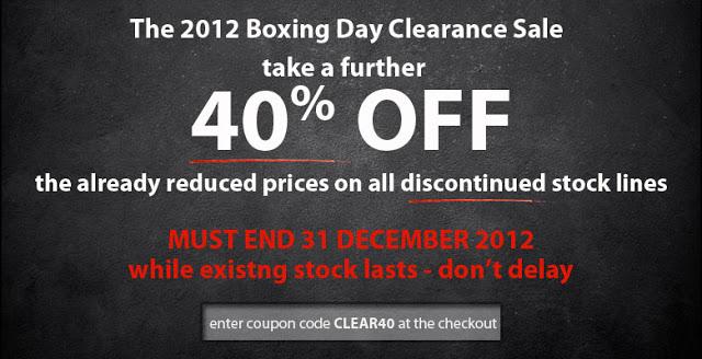 Boxing Day underwear sales wearitout