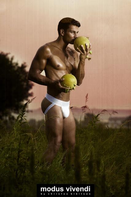 Modus Vivendi underwear line Farmer