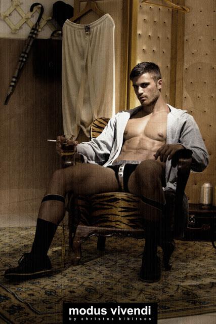 Modus Vivendi underwear line Tailor