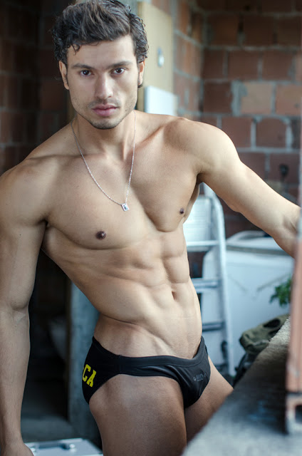 men's swimwear by Ca-rio-ca