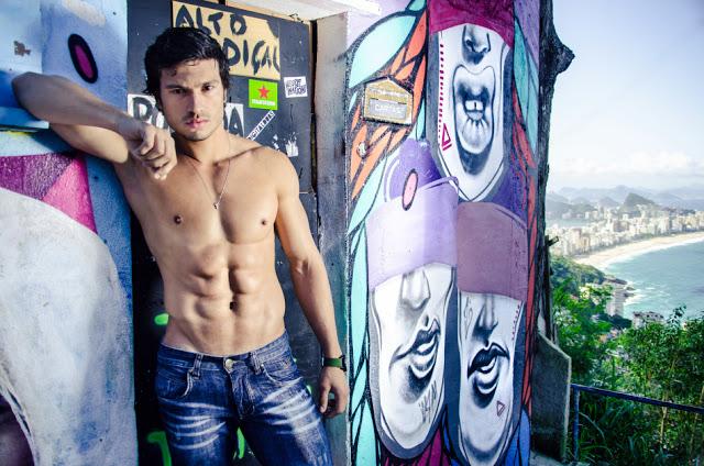model Maikel Castro