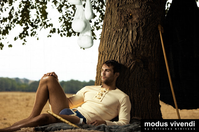 Men and underwear blog: Modus Vivendi Shepherd Line Stefanos Papadopoulos
