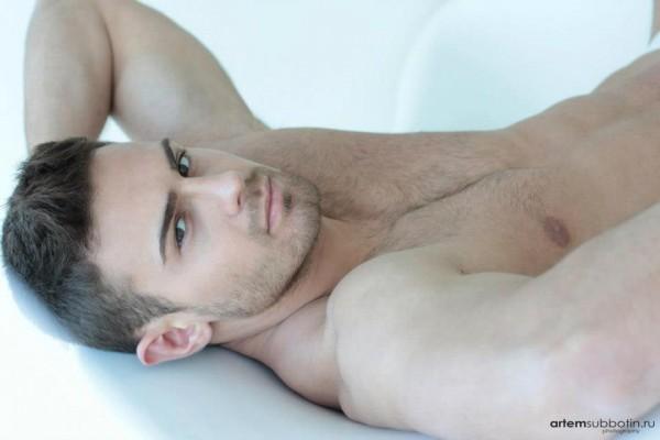 Men and Underwear blog: Kirill Dowidoff by Artem Subbotin