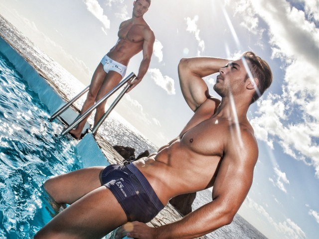 Men and Underwear blog - swimwear guide 2013 - ES collection