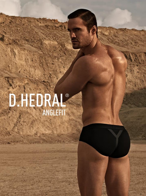 Thom Evans for D.Hedral underwear