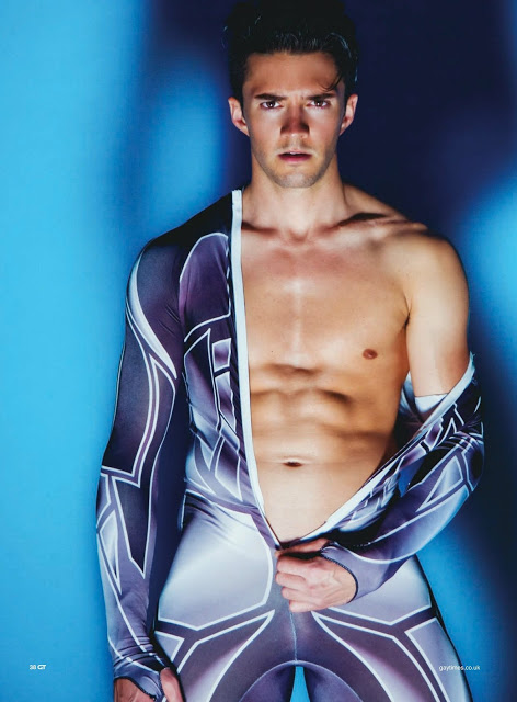 Blake Skjellerup for GT magazine by James Demitri