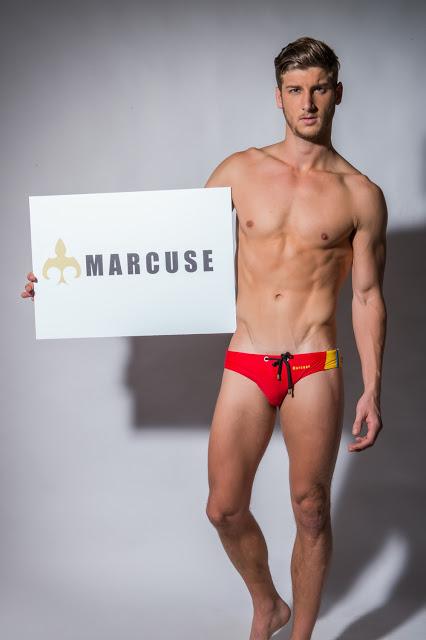 Marcuse male swimwear Desire