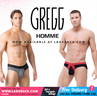 Gregg Homme underwear - Ladsrack
