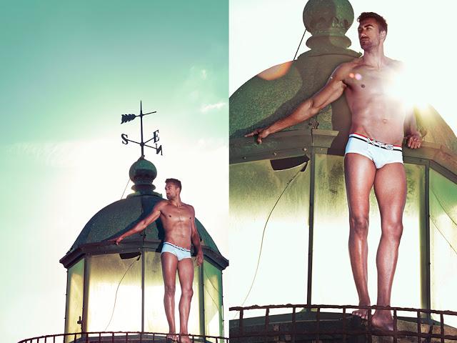Sergio Del Pino - XTG underwear - Adrian C. Martin - Gustavo G. Valladares