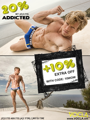 Addicted underwear sale