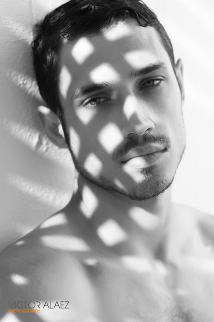 Model Dionis Cenusa by Victor Alaez - Cruel Summer