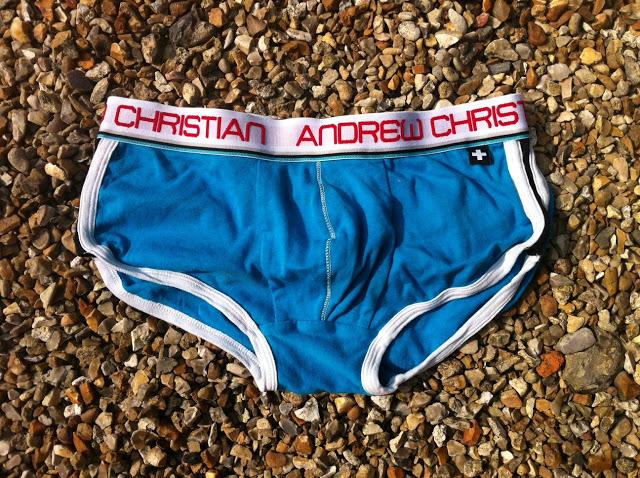 Andrew Christian retropop underwear review