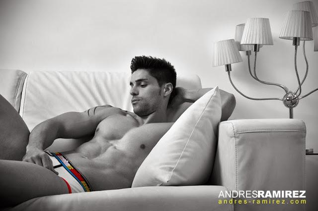 Enrique Rubio by Andres Ramirez