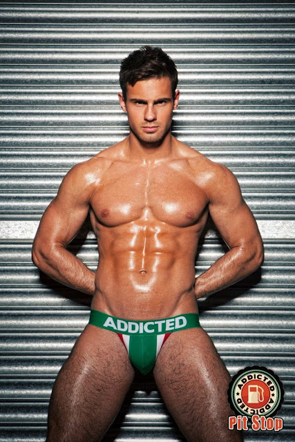 Addicted underwear Pitstop