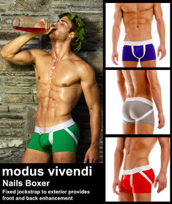 Modus Vivendi Nails boxer