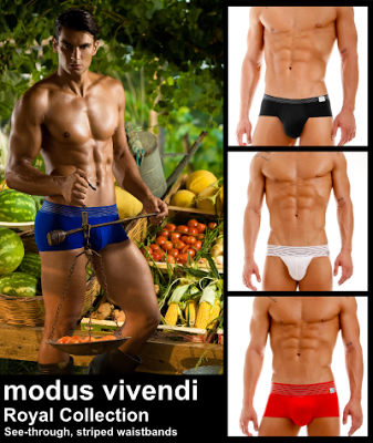 Modus Vivendi Royal Collection