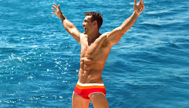 male swimwear wave aussiebum