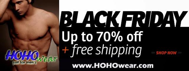 Black Friday deal at Hohowear