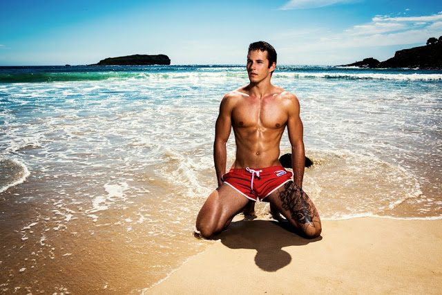 Marcuse swimwear Life Saver