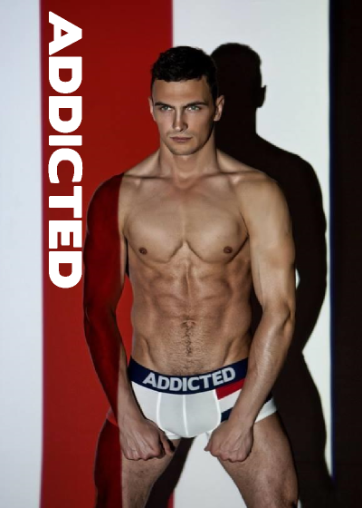 Addicted underwear - Flag boxers