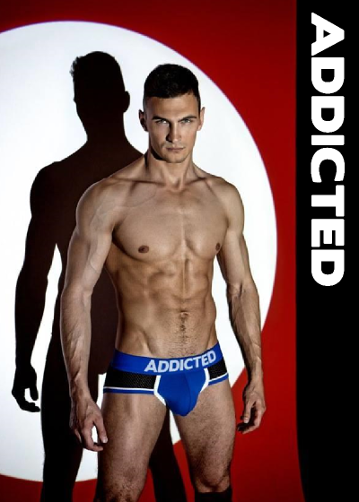 Addicted underwear - Mesh briefs