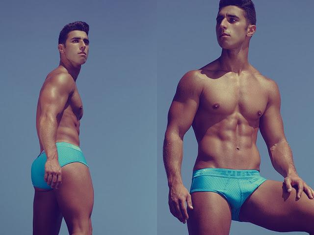 Sexy Daniel Gonzalez by Adrian C. Martin