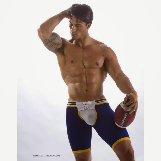Timoteo Rugby Long Leg boxers