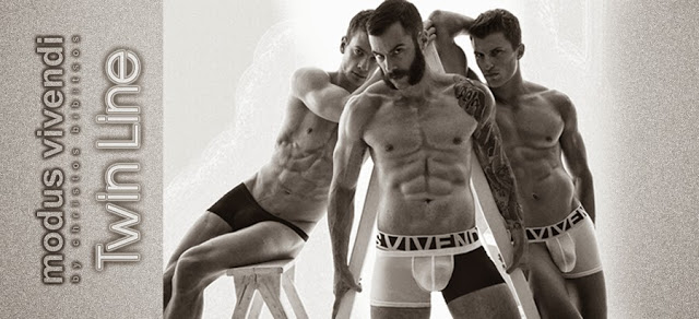 Modus Vivendi Twin Line - Twin boxers