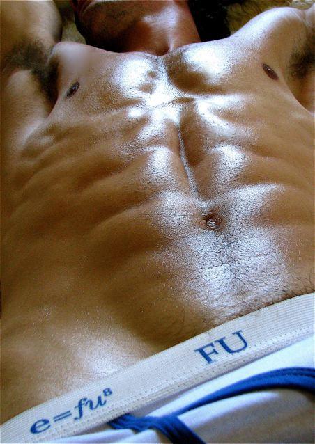 Corey in FU e=fu8 underwear