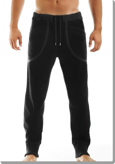 Modus Vivendi mens velvet pants