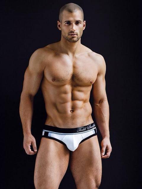 Todd Sanfield underwear