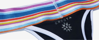 Croota underwear - Second skin thong