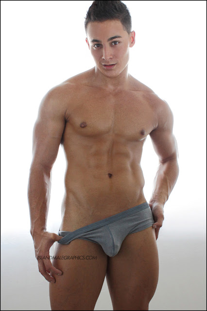 TJ Foley by JR Williams for N2N bodywear