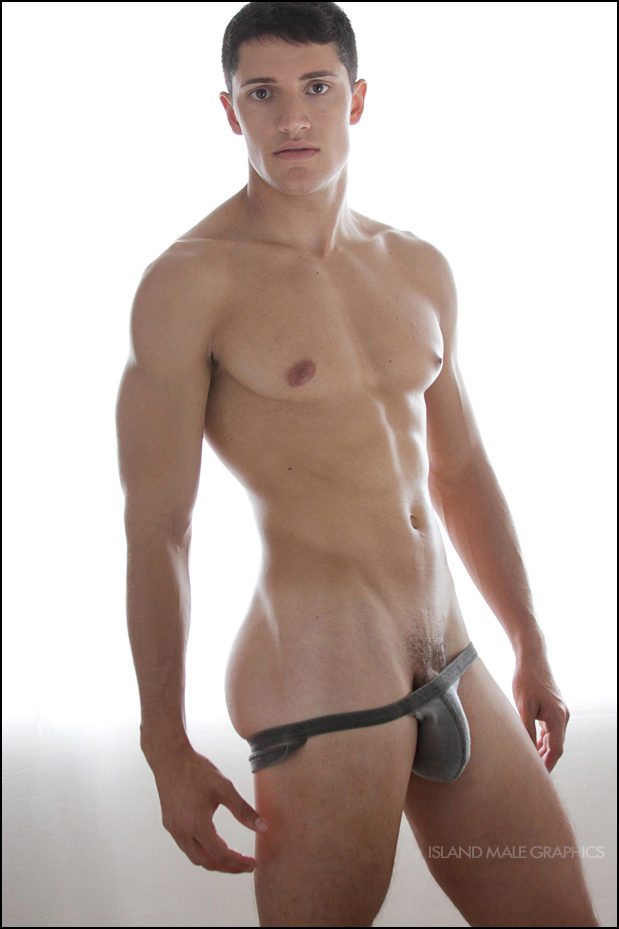 Tony Gracci - N2N underwear - JR Williams
